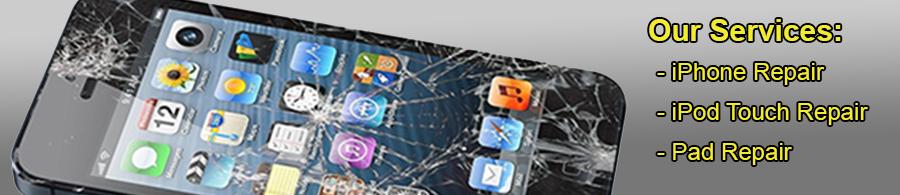 iphone repair banner